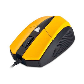 Мышь Delux DLM-480LUY