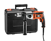 Дрель Black & Decker KR1102K ударная
