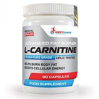 L-Carnitine - 90 капсул по 500 мг (West Pharm)