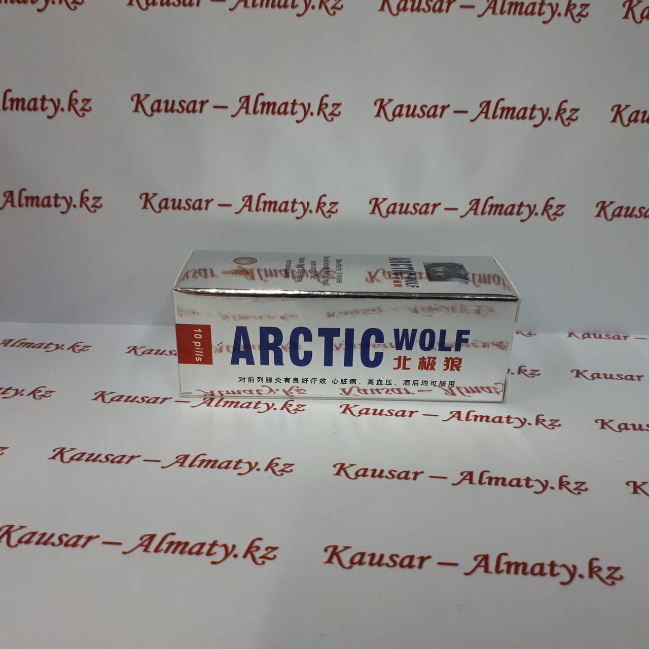 Арктический волк Arctic Wolf - натуральный препарат для потенции.