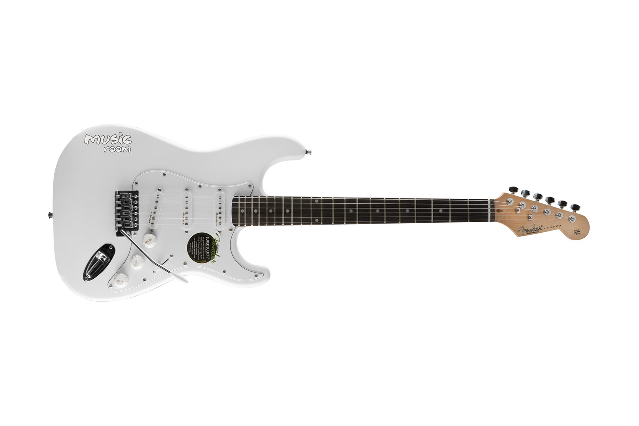 Электрогитара Fender stratocaster WH