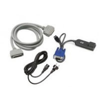 HP Graphic Card Power Cable Kit, to support video graphics cards 75-150W, for DL380p Gen8