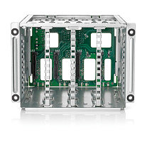 HP LFF Cage for converting LFF drive bays to a media device, for HP ML350 Gen9 (726561-B21)