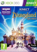 Disneyland adventures (X-Box 360)