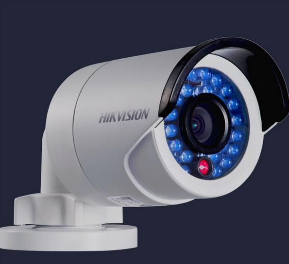 Камера Hikvision с высоким разрешением (Full-HD)