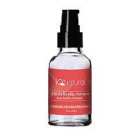 Сыворотка для проблемной кожи iQNatural с салициловой кислотой, корой ивы и алоэ. 30 мл