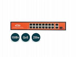 Коммутатор PoE Wi-Tek WI-PS518GV