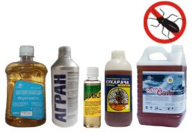 Средства от насекомых