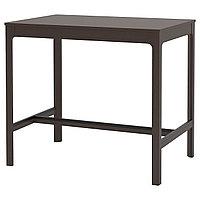 Стол барный ЭКЕДАЛЕН темно-коричневый ИКЕА, IKEA
