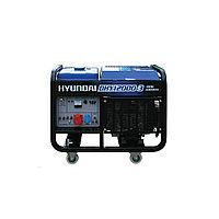 Дизельный генератор в Атырау 11 квт HYUNDAI DHY12000-3