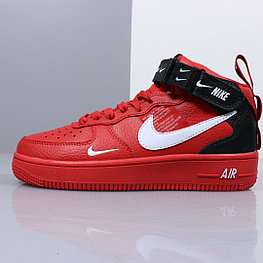 "Nike Air Force 1 Utility Mid ""Red"" (36-45)"