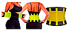 Пояс для похудения Hot Shapers Belt Power (утягивающий), фото 3