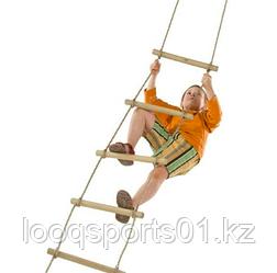 Лестница для шведской стенки веревочная