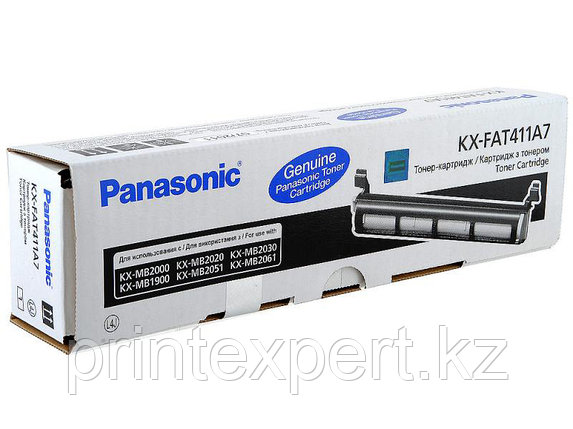 Тонер Туба Panasonic KX-FAT411/415E , фото 2