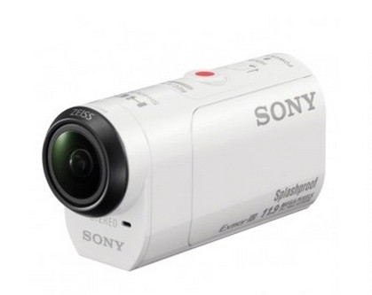 Экшн видеокамера Sony HDR AZ1VR