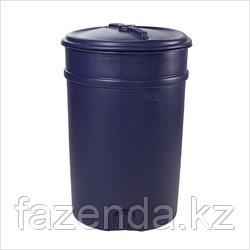 Бочка пластиковая 205л. с краном
