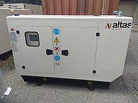 Дизельный генератор Altas Generator AJ-R 125 (в кожухе), фото 1