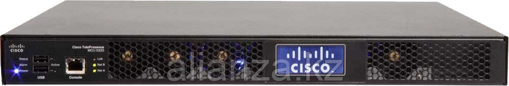 Cisco TelePresence MCU 5320 up to 40 SD ports