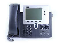 IP-телефон Cisco CP-7940G Unified IP Phone, IP телефон, б.у.