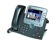 IP-телефон Cisco CP-7970 Unified IP Phone, IP телефон, б.у.
