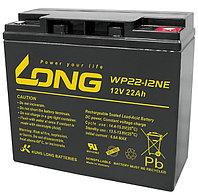 Тяговый аккумулятор LONG WP22-12NE (12В, 22Ач)