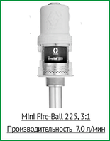Mini Fire-Ball 225, Fire-Ball 300 и Fire-Ball 425