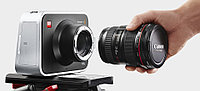 Видеокамера Blackmagic Design Blackmagic Production Camera 4K