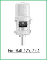 Поршневой насос Fire-Ball 425, 75:1 для смазки