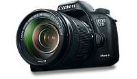 Фотоаппарат Canon EOS 7D MARK II kit 18-135 mm IS STM WI-FI +GPS  2 года гарантия, фото 1