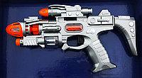 Space Defender Пистолет, Космическое оружие, Световые и звуковые эффекты YH3102-12, фото 1