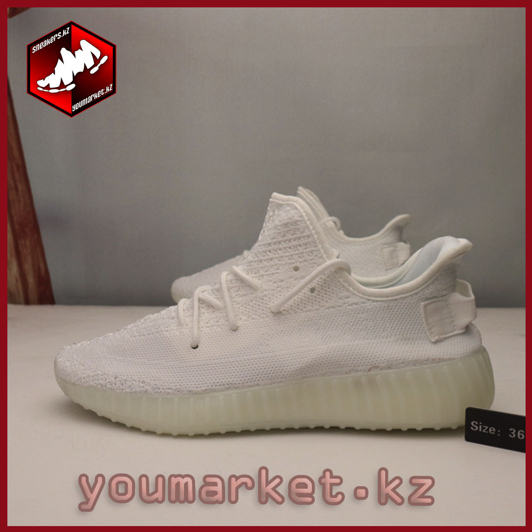 Adidas Yeezy 350 Vol.2 All White by Kanye West