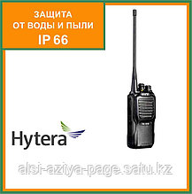 Радиоcтанции HYT ТС-610 переносные 136-174 мГц.