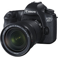Фотоаппарат Canon eos 6D kit 24-105 mm IS STM WI-FI + GPS
