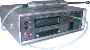 Переносной двухдетекторный газоанализатор КОЛИОН-1В-03