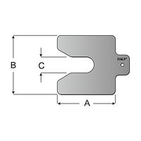 TMAS 50-070   Калиброванные пластины SKF