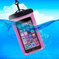 Чехол водонепроницаемый активный для смартфона и документов на шнурке