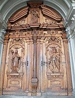 Межкомнатные двери в стиле Барокко , фото 1