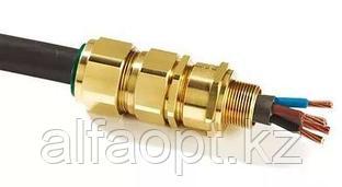 Ввод для бронированного кабеля, латунь М20 20 E1FX