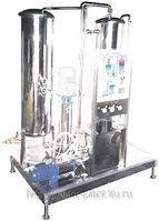 Сатуратор автоматический с активной деаэрацией 3000 л/час