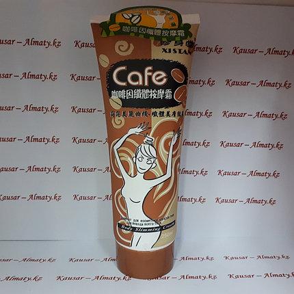 Антицеллюлитный крем Cafe, фото 2