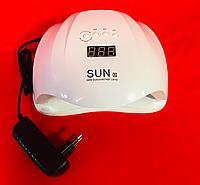 UV-LED Лампа SUN Х 54W профессиональная лампа для сушки ногтей сан х