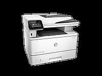 МФУ F6W14A HP LaserJet Pro MFP M426fdn Printer (A4) , Printer/Scanner/Copier/Fax/ADF, 1200 dpi, 38 ppm, 256 Mb