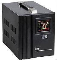 Стабилизатор напряжения однофазный 3 кВА СНР1-0-3 кВА IEK
