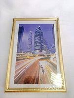 Пластиковые рамки для фотографий 10х15 формата в Алматы разных цветов, фото 1