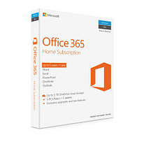 Microsoft Office 365 Home 32/64 Russian Subscr 1YR Kazakhstan Only Mdls P2 (6GQ-00719)