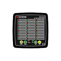 Сигнализатор аварий Datakom DKM-0224, 24 канала, AC