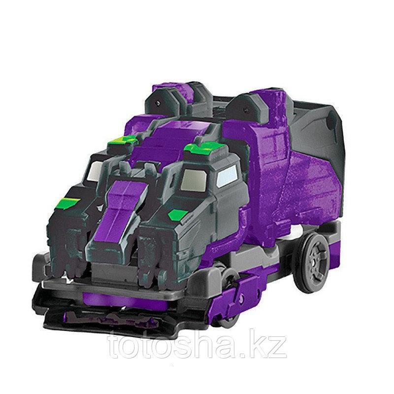Screechers Wild Машина-трансформер- Уровень 2 автомобиль - KnigtVision (Найтвижн)