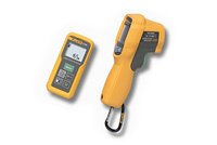 Fluke 414D/62 MAX + Laser Distance Meter/Infrared Thermometer Combo Kit