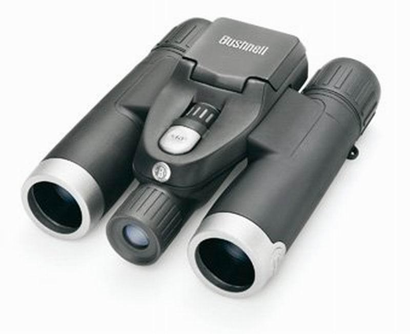 Бинокль BUSHNELL IMAGEVIEW 5 MP SD LCD SYNC-FOCUS