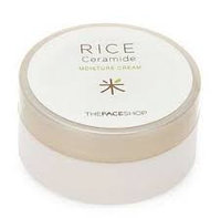 The Face Shop Rice And Ceramide Moisture Cream для чувствительной кожи